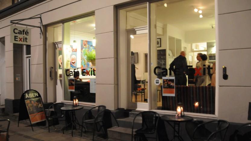Café Exit åbner igen for alle aktiviteter