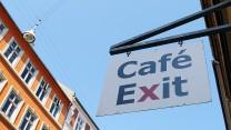 Café Exit holder lukket indtil den 13. april