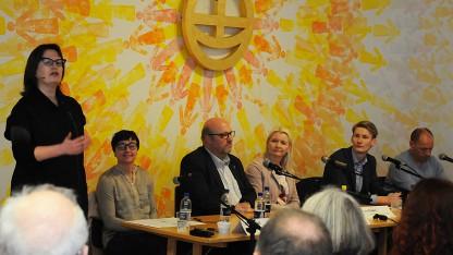 Paneldebat på temadag: Stærkt fokus på sikkerheden i fængslerne går ud over det resocialiserende arbejde