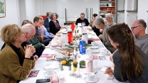 Kultureftermiddag med julebanko i Aarhus