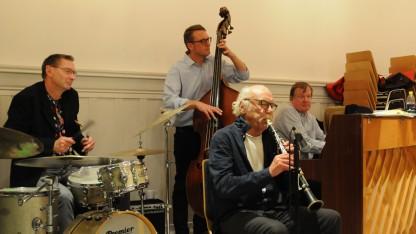Kultureftermiddag med festlig jazz og gospel