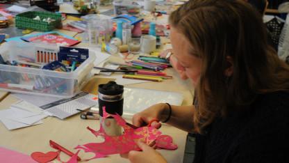 Café Exits kvindearbejde har 10-års fødselsdag
