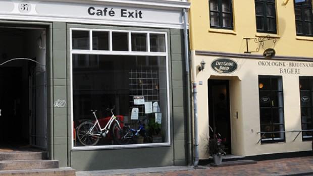 Café Exit søger socialkoordinator til Odense