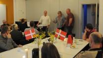 Café Exit Odense fejrer 5-års fødselsdag med sang, lækre lagkager og festmiddag