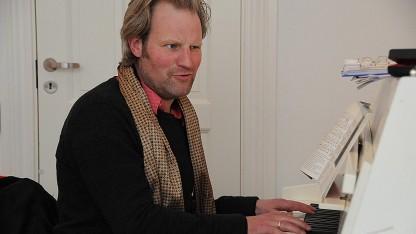 København: Esben Just optræder ved kultureftermiddagen i januar