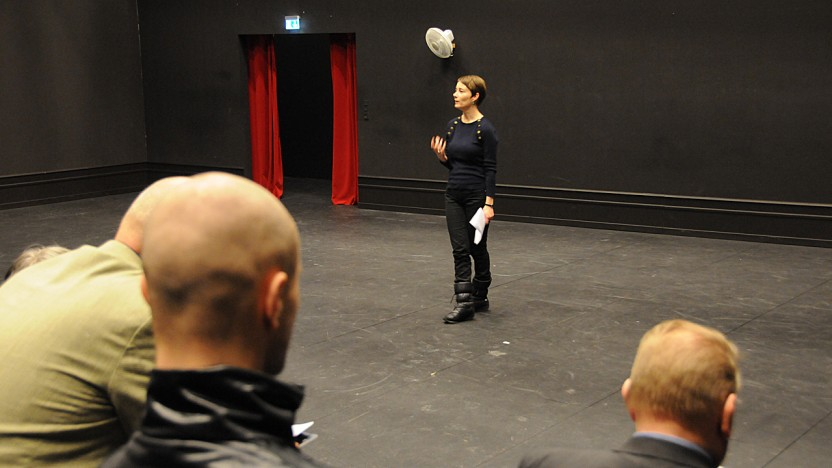 Exit i Det Kongelige Teater