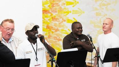 Fangekoret som rollemodel i Sierra Leone