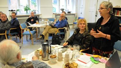 Café Exit holder generalforsamling den 23. maj