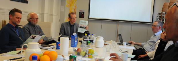 Café Exit holder generalforsamling den 26. april