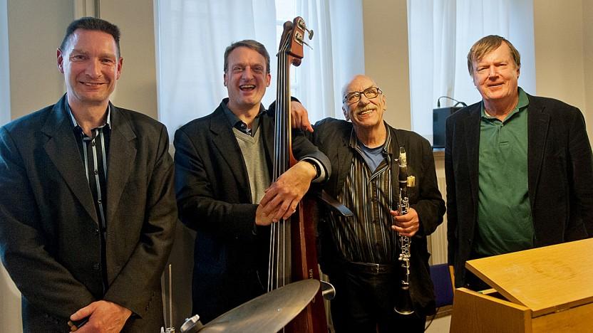 Succes med besøg af jazzband i fængsler