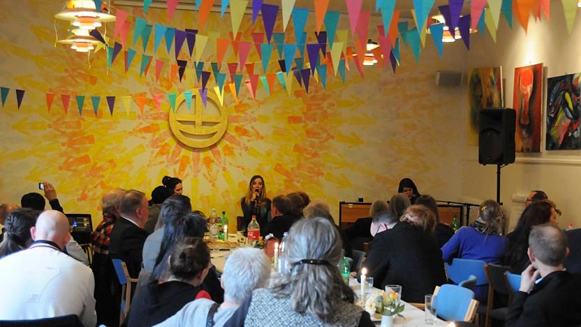 Café Exit fejrer 10-års jubilæum torsdag den 4. maj kl. 15-17