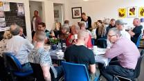 Hyggelig kultureftermiddag i Aalborg