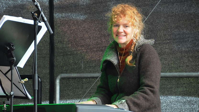 Fangekoret giver koncert i anledning af korleder Louise Adrians 25-års jubilæum
