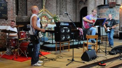 Koncert med rockband fra Vridsløselille
