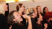 København: Salvation Gospel synger ved kultureftermiddagen i oktober